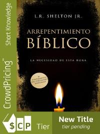 Cover Arrepentimiento Bíblico