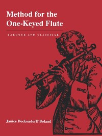 Cover Method for the One-Keyed Flute