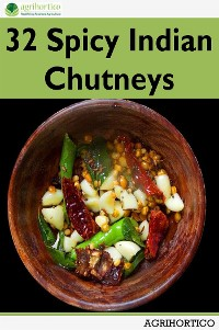 Cover 32 Spicy Indian Chutneys
