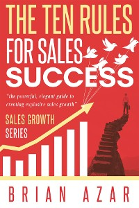 Cover The Ten Rules for Sales Success