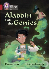 Cover Aladdin and the Genies