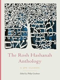 Cover The Rosh Hashanah Anthology