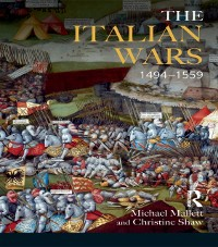 Cover Italian Wars 1494-1559