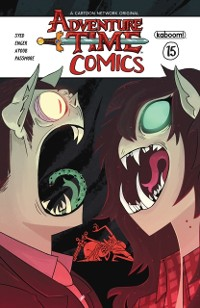 Cover Adventure Time Comics #15
