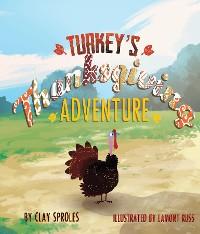 Cover Turkey's Thanksgiving Adventure