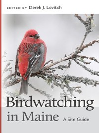 Cover Birdwatching in Maine