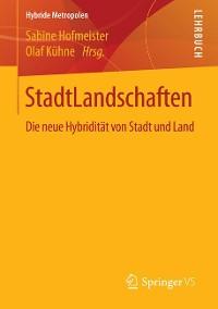 Cover StadtLandschaften