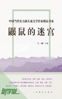 Cover Chinese Contemporary Children's Literature Brilliant Writer  Choicest Series  Maze of the Mole