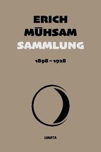 Cover Sammlung 1898-1928