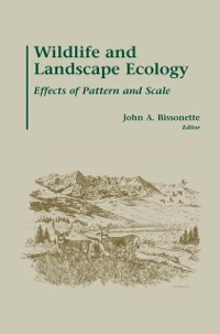 Cover Wildlife and Landscape Ecology