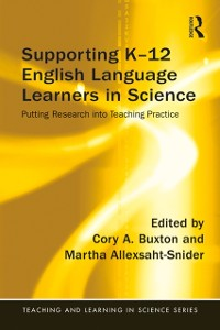Cover Supporting K-12 English Language Learners in Science
