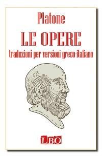 Cover Le Opere - versioni greco-italiano