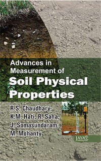 Cover Advances In Measurement Of Soil Physical Properties