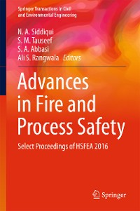 Cover Advances in Fire and Process Safety