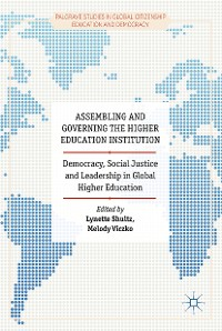 Cover Assembling and Governing the Higher Education Institution