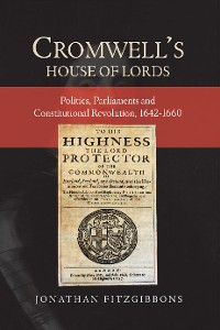 Cover Cromwell's House of Lords