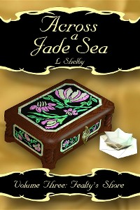 Cover Across a Jade Sea Vol. 3