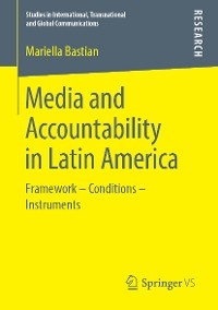 Cover Media and Accountability in Latin America