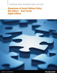 Cover Dimensions of Social Welfare Policy: Pearson New International Edition