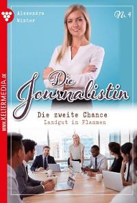 Cover Die Journalistin 4 – Liebesroman