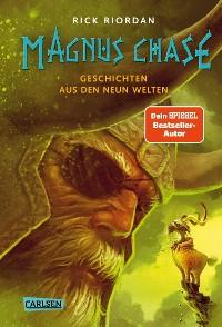 Cover Magnus Chase 4: Geschichten aus den Neun Welten