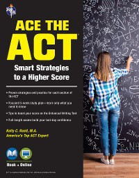 Cover ACE the ACT® Book + Online