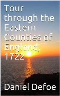Cover Tour through the Eastern Counties of England, 1722