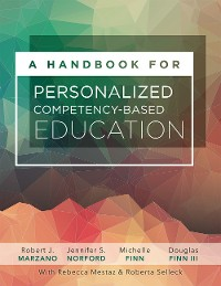 Cover A Handbook for Personalized Competency-Based Education