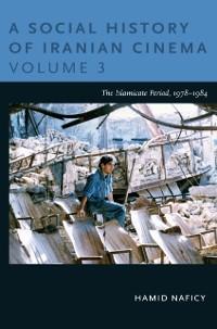 Cover Social History of Iranian Cinema, Volume 3