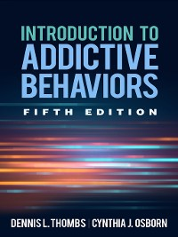 Cover Introduction to Addictive Behaviors