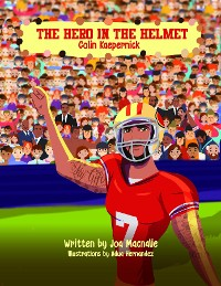 Cover The Hero In The Helmet