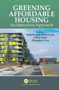 Cover Greening Affordable Housing