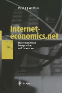 Cover Interneteconomics.net