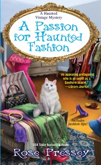 Cover A Passion for Haunted Fashion
