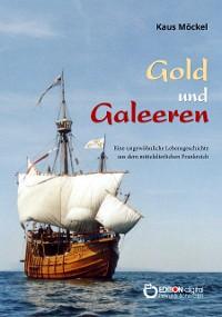 Cover Gold und Galeeren