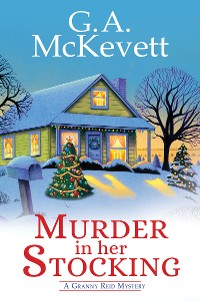 Cover Murder in Her Stocking