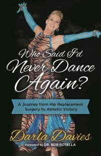Cover Who Said I'd Never Dance Again?