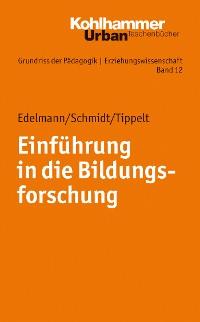 Cover Einführung in die Bildungsforschung