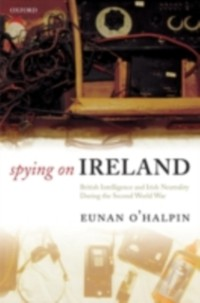 Cover Spying on Ireland