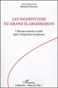 Cover Les incertitudes du grand elargissement