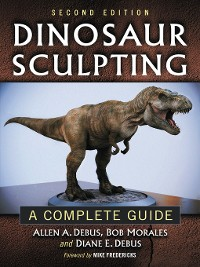 Cover Dinosaur Sculpting