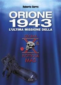 Cover Orione 1943