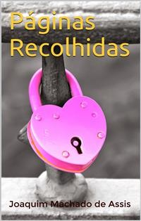 Cover Páginas Recolhidas