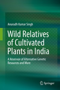 Cover Wild Relatives of Cultivated Plants in India