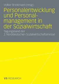 Cover Personalentwicklung und Personalmanagement in der Sozialwirtschaft