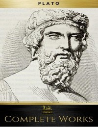 Cover Complete Works of Plato