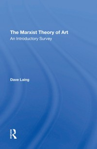Cover Marxist Theory Of Art