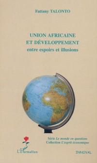 Cover Union africaine et developpement