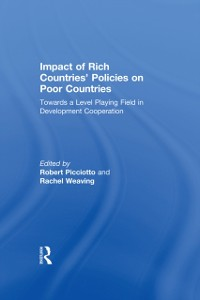 Cover Impact of Rich Countries' Policies on Poor Countries