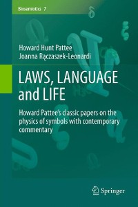 Cover LAWS, LANGUAGE and LIFE